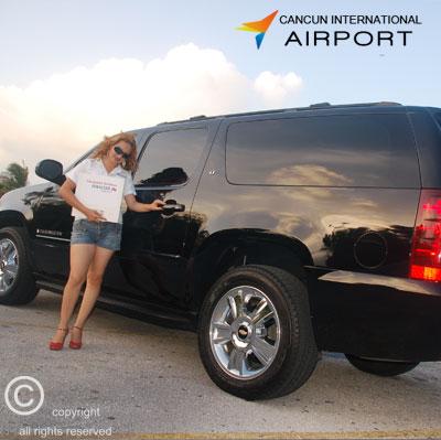 Cancun Airport vip transportation